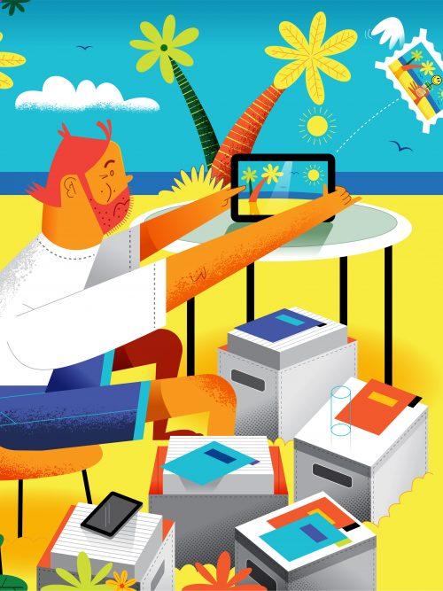digital-nomad-voordelen