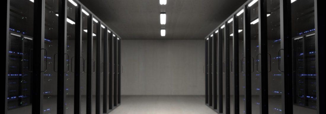 hosting in een datacenter
