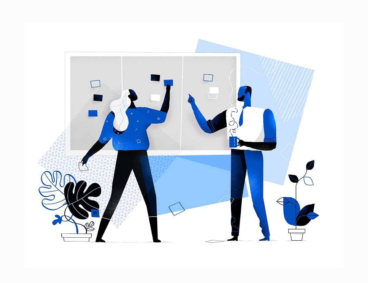 geconcentreerd-werken-in-thuiskantoor-freelancerspot