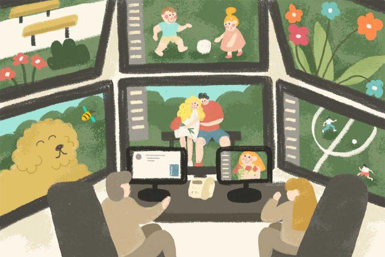 video-meetings-zonder-opruimen-freelancerspot